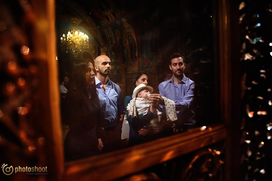 fotografisi vaptisis stin Agia Filothei Filotheis