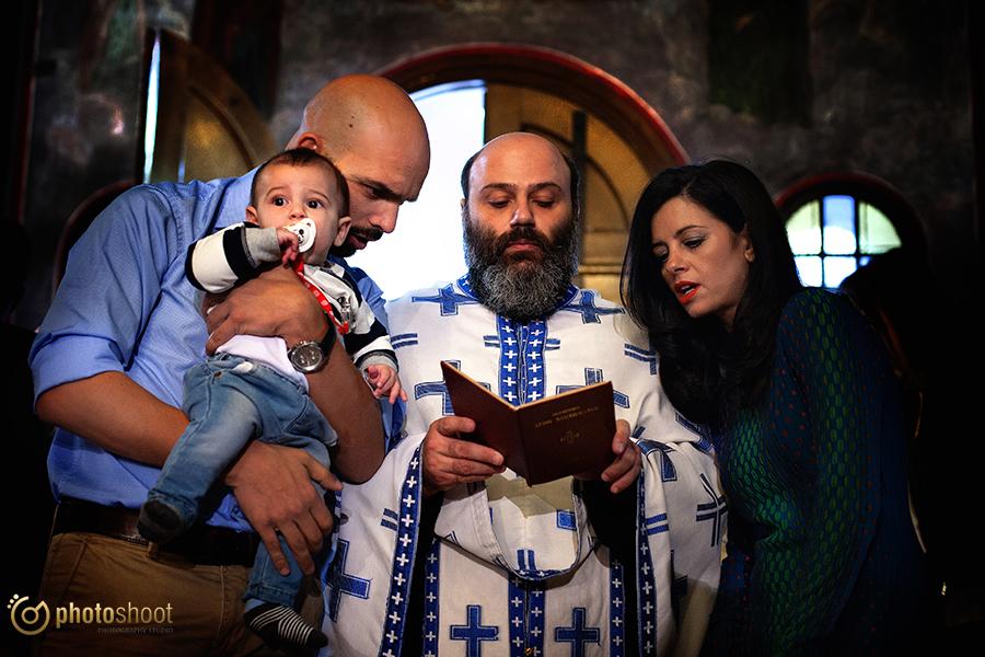 vaptisi stin Agia Filothei Filotheis